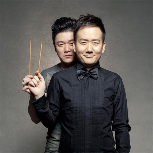 筷子兄弟原版伴奏
